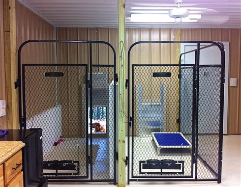 dog house with attached kennel kennel wall mounting bracket mount your kennel to any wall with k9 kennel store