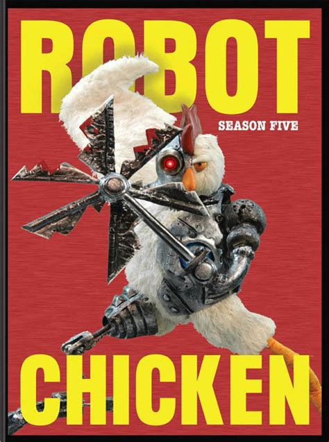 film robot chicken robot chicken season five on dvd movie synopsis and info
