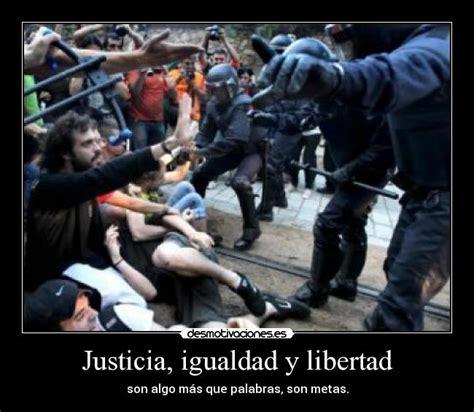 imagenes de justicia graciosas justicia igualdad y libertad desmotivaciones
