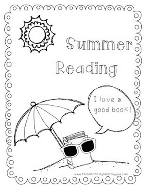 printable reading log cover page summer reading log 2015 printable new calendar template site