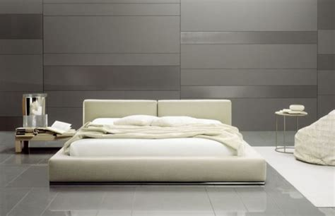 white modern bed 5 chic italian furniture manufacturers