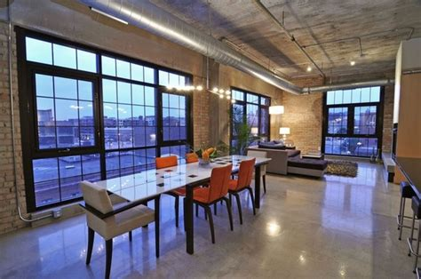 warehouse loft apartment exterior
