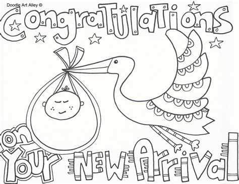 baby shower coloring pages free baby shower coloring pages printables baby shower