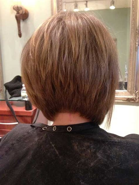 images back of hair swing bob inverted bobs the best short hairstyles for women 2016