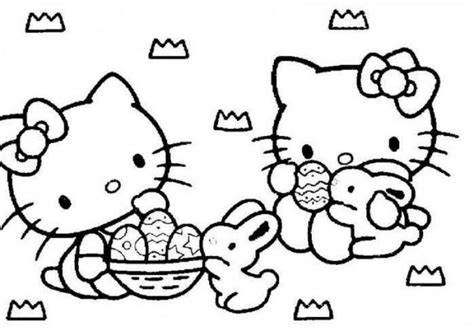hello kitty beach coloring page sunny day coloring pages hello kitty on the beach coloring
