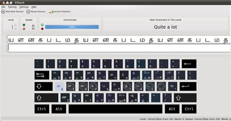 Tamil Letter Keyboard added tamil keyboard layout in ktouch bala pedia
