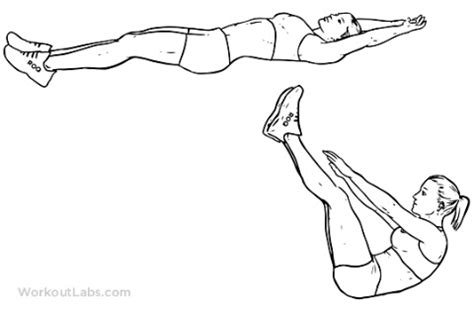 jack knife coloring pages sit ups drawing