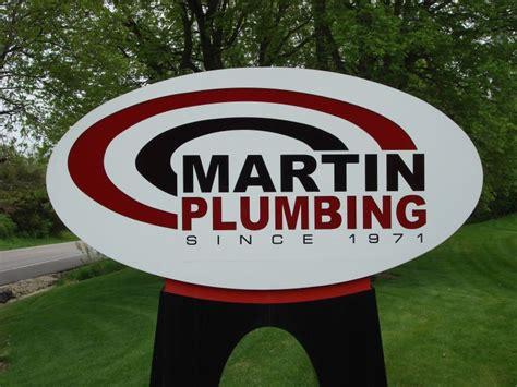 martin plumbing about