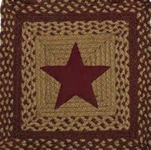 Country Star Rug Ihf Country Star Braided Rugs