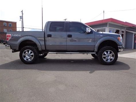 2011 ford f 150 xlt supercrew buy used 2011 ford f 150 supercrew 6 quot lifted 4x4 xlt