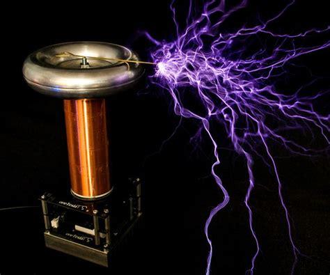 Drsstc Tesla Coil New Unique Surplus Items United Nuclear Scientific