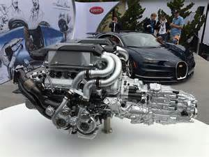 Bugatti Veyron Engine Weight Bugatti Chiron Makes Us Appearance