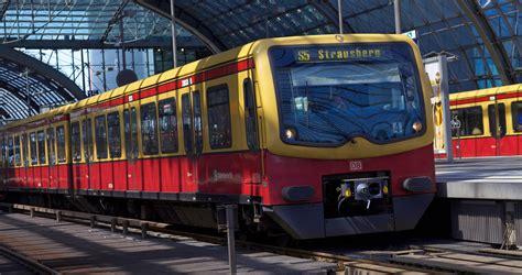 the s newsportal tui0412 s bahn und berlin geh 246 ren untrennbar