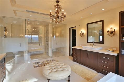 khloe kardashian bathroom we re swooning over these 10 luxe celebrity bathrooms