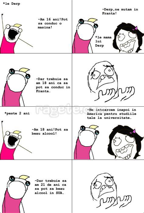 Derp Meme Comic - derp rage comics