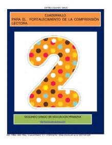 cuadernillo comprension lectora 2 grado de primaria cuadernillo comprension lectora 2 176 grado de primaria