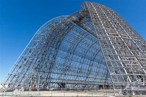 where is hangar 1 nasa ames research center moffett field museum and a
