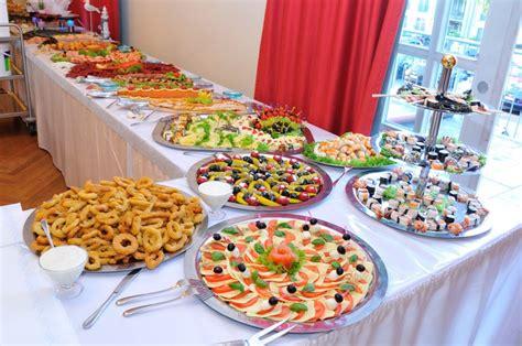 Hochzeitsessen Buffet by Dekoration Hochzeit Essen Execid