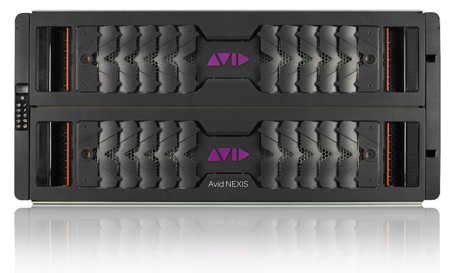 storagenewsletteravid expands media storage capacity  performance  nexis systems