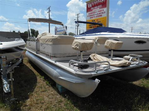 pontoon boat trailers nc pontoon new and used boats for sale in north carolina