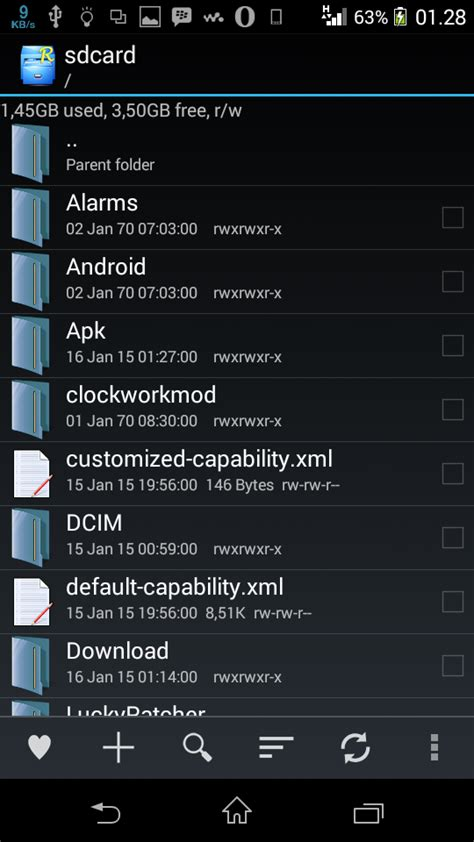 file manager root apk root explorer v3 3 3 apk best file manager setting computers
