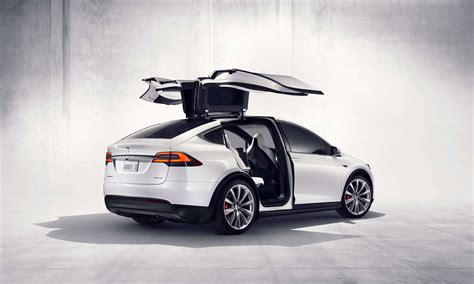 Tesla Electric Car Cost Tesla S Model X Electric Suvs Sell For 132k