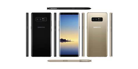 Samsung Note 8 Gold samsung galaxy note 8 black gold 9to5google