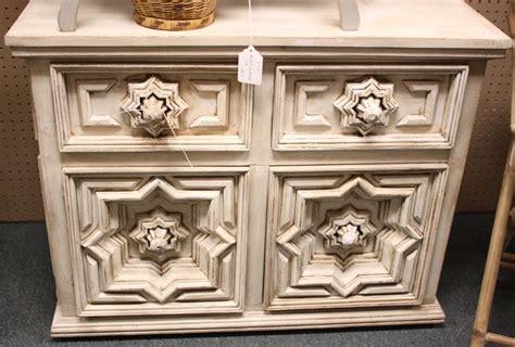 Homestead Handcrafts San Antonio - painted white cabinet at homestead handcrafts san