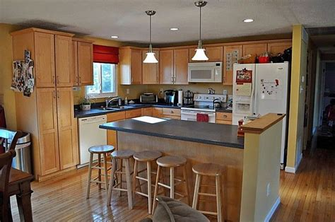 split foyer kitchen tags kitchen remodel ideas galley kitchens kitchen split