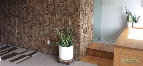 Tundra Designer Cork Wall Tiles   Cali Bamboo Flooring
