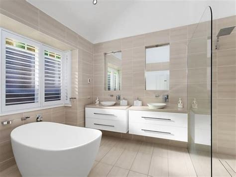 bathroom tile colour ideas stone beige and white a neutral colour scheme for the