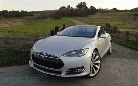 All Electric Car Tesla Adsense And Nod32 All Electric Vehicle Rally Ends With