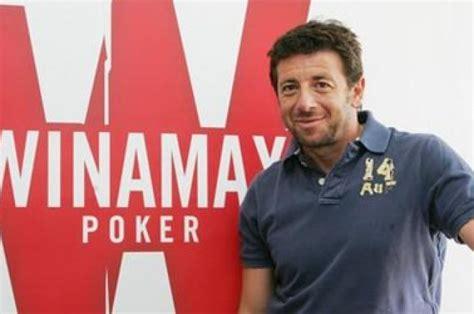 winamax poker patrick bruel cadeau du sunday surprise pokernews