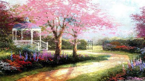 windows background themes spring free spring desktop wallpaper backgrounds wallpaper cave