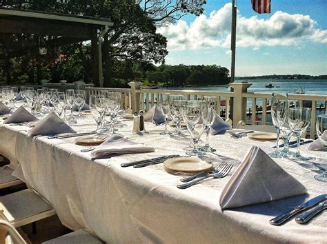 Pridwin Hotel Perfect beach wedding table setting! Shelter