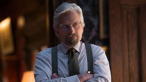 michael douglas will return as hank pym in ant man and the