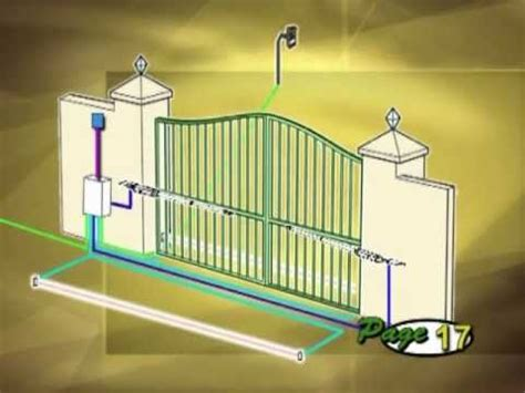 swing gate motors centurion d5 and d3 sliding gate motors installation