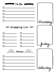 photo journal template free bullet journal printables