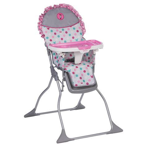 disney high chair disney simple fold plus high chair ebay