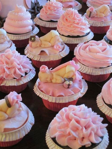 How To Make Baby Shower Cupcakes by Baby Shower Cupcakes For A Cake Ideas