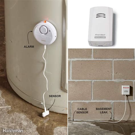 home tech home tech automated water leak detection family handyman