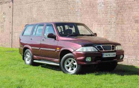 Port Dundas Car Sales by Daewoo 1999 Musso 2 3 5dr Car For Sale