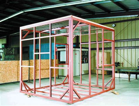 Metal Frame Shelters Canadian Portable Structures High Quality Portable