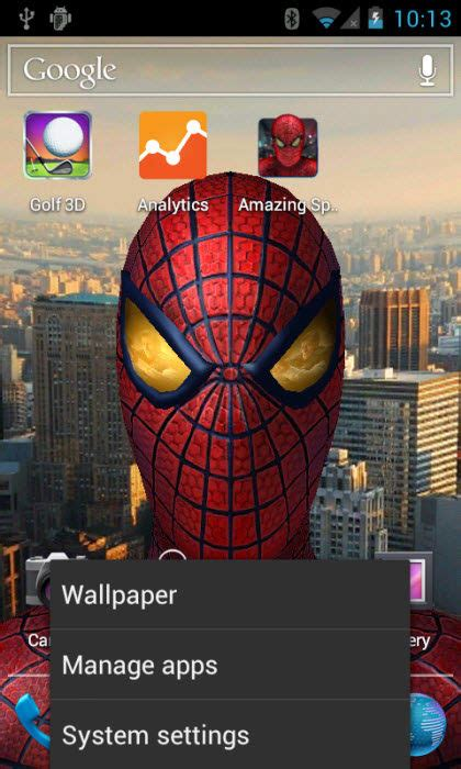 amazing spider man   wallpaper  android