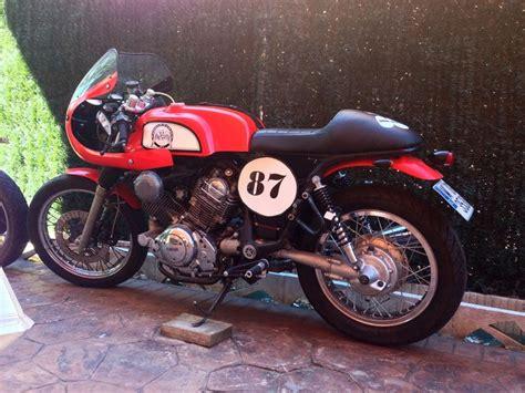 1993 yamaha virago xv 750 cafe racer 87 yamaha virago
