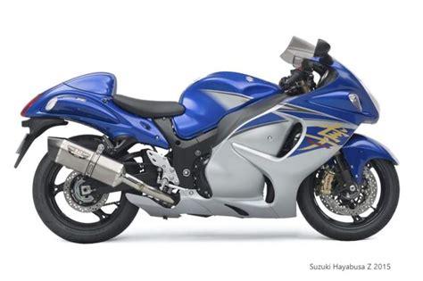 Suzuki Motorcycles 2015 Suzuki Hayabusa Z 2015 Side Look Bikes Doctor