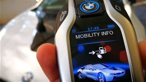 bmw i8 key key phobia meet the bmw i8 smart key