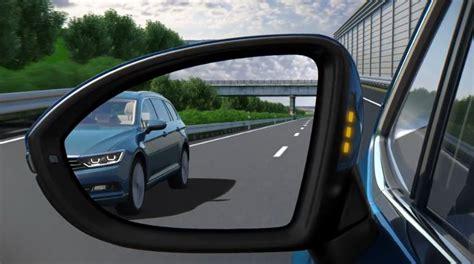 volkswagen side assist side assist technology in volkswagen cars