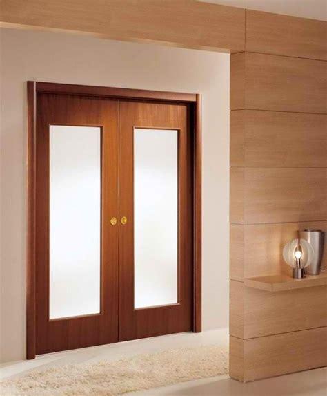 Wooden Pocket Doors 15 Different Interior Door Design Idea Home