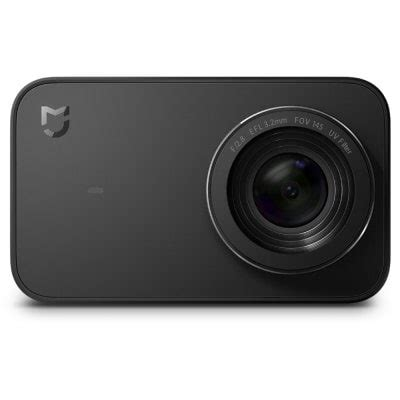 xiaomi mijia camera mini 4k 30fps action camera touch
